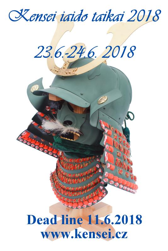 Kensei Iaido Taikai 2018 - open