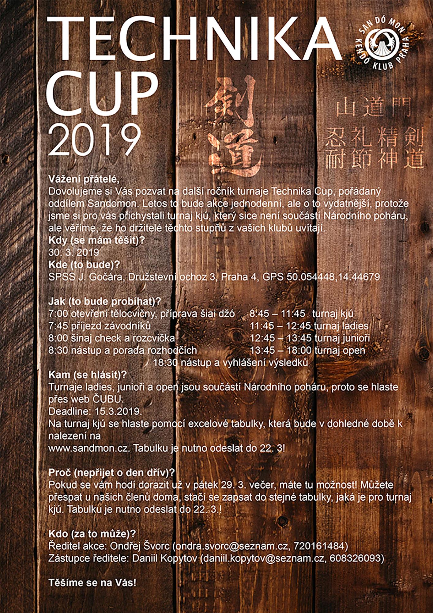 Technika Cup 2019 @ Střední průmyslová škola stavební Josefa Gočára | Hlavní město Praha | Česko