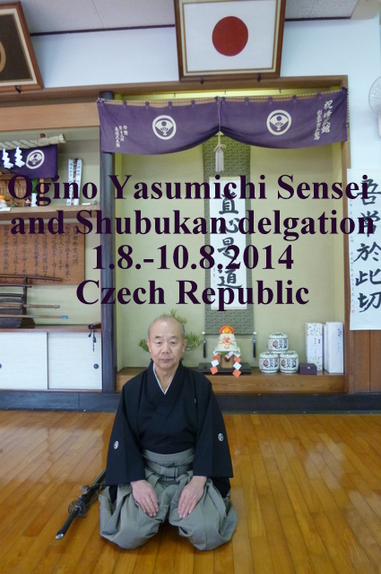 Ogino Sensei in Czech Republic