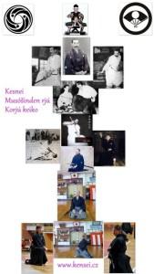 Koryu keiko - Musoshinden ryu iai @ Kensei dojo | Praha | Česká republika